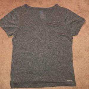 Reebok V-Neck fitness T-shirt